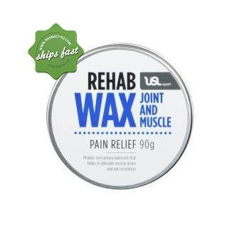 USL REHAB RUB JOINT AND MUSCLE PAIN RELIEF 90G