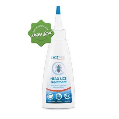 LICENER SINGLE HEAD LICE TREATMENT 100ML