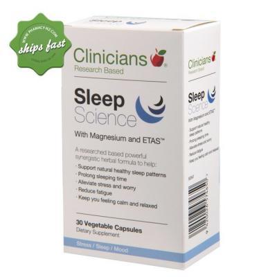 CLINICIANS SLEEP SCIENCE 30s