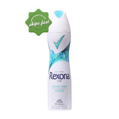 REXONA DEODORANT SHOWER CLEAN