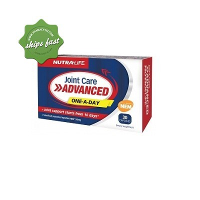 NUTRALIFE JOINT CARE ADVANCE 1 A DAY 30 CAPSULES