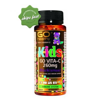 GOHEALTHY VITA-C BEARS KIDS 60