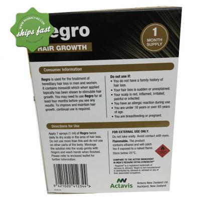 REGRO HAIR GROWTH 8ML