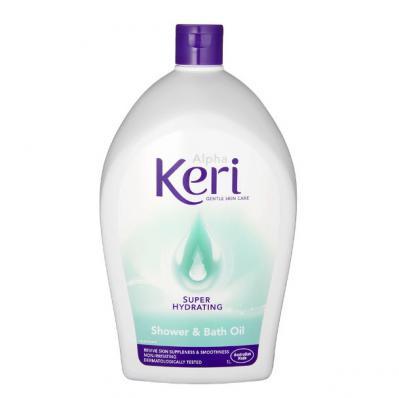 Alpha Keri Super Hydrating Shower & Bath Oil
