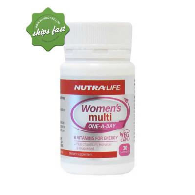 NUTRALIFE WOMENS MULTI 1 A DAY 30 CAPS