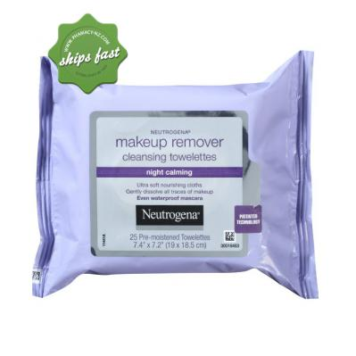 Neutrogena Makeup Removing Night Wipes 25