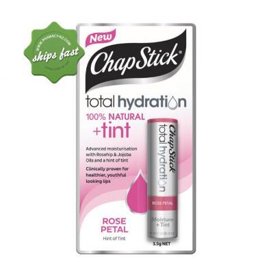 CHAPSTICK HYDRATION ROSE PETAL 3 5 G