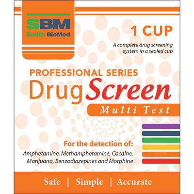 SBM Professional Series Multi Test 1 Cup
