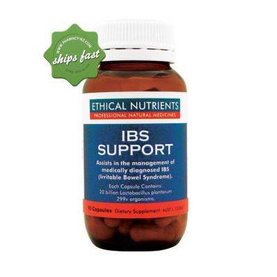 ETHICAL NUTRIENTS IBS SUPPORT 90 CAPSULES
