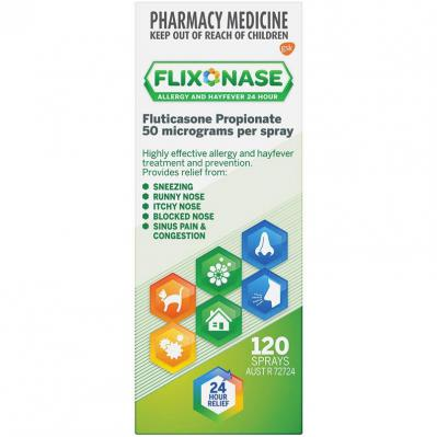 Flixonase Nasal Spray 120 Sprays