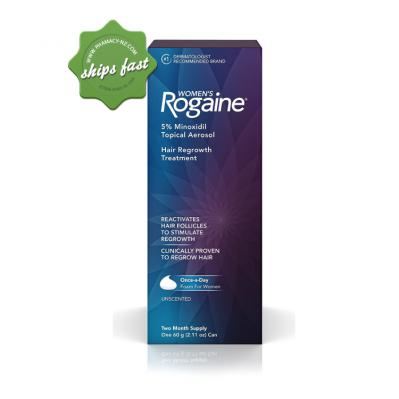 REGAINE WOMAN ONCE A DAY FOAM 1 X 60G (Special buy online only)