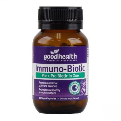 GOOD HEALTH IMMUNO-BIOTIC 30S