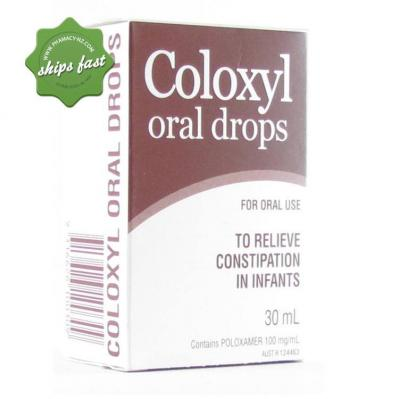 COLOXYL DROPS 30ML