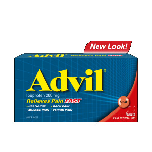 Advil Pain Relief Capsules