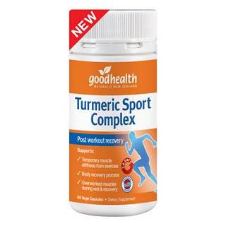 GOODHEALTH TURMERIC SPORT COMPLEX 60S