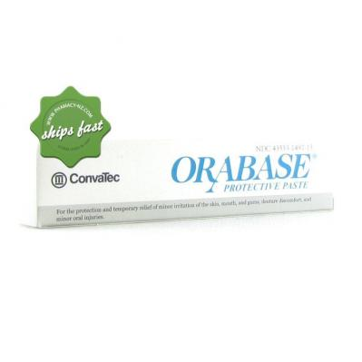 ORABASE ORAL PASTE 15GM