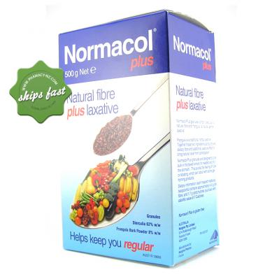 NORMACOL GRANULES PLUS 500GM