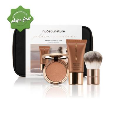 NUDE BY NATURE GOLDEN PARADISE BRONZING COLLECTION