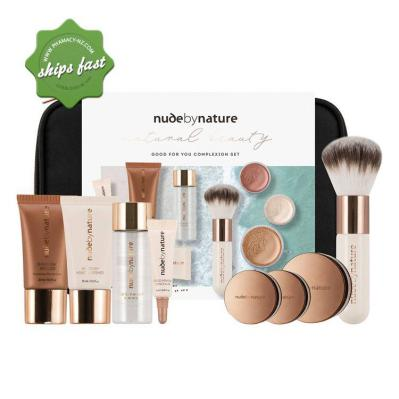 NUDE BY NATURE NATURAL BEAUTY GOOD FOR YOUR COMPLEXION SET