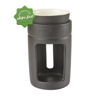 LIVING LIGHT OIL BURNER CYLINDER BLACK