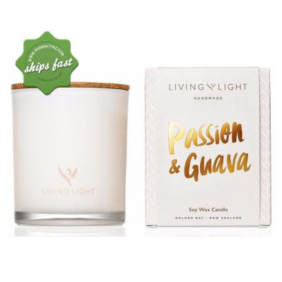 LIVING LIGHT DREAM SOY MELT SINGLE WRAP PASSION AND GUAVA