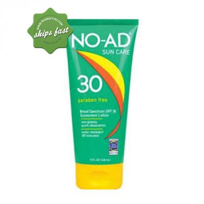 No Ad Sunscreen Spf 30 89ml