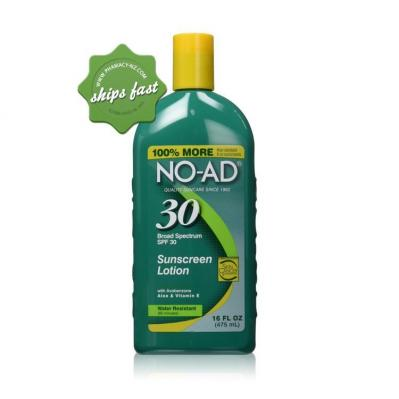 No Ad Sunscreen Spf 30 475ml