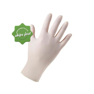 EAGLE PAPER SOLUTIONS POWDER FREE SMALL LATEX GLOVES 100s