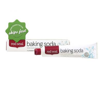 RED SEAL BAKING SODA TOOTHPASTE 100G
