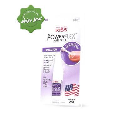 KISS POWERFLEX NAIL GLUE 3G