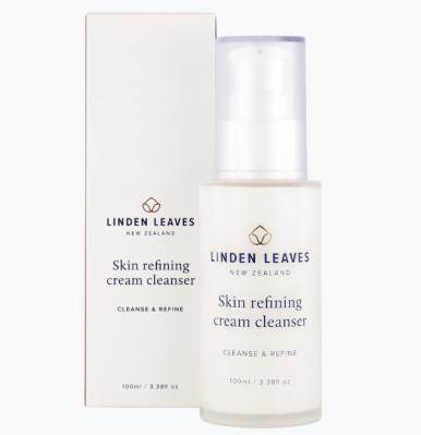 Linden Leaves Skin Refining Cream Cleanser 100ml