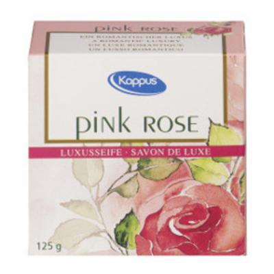 Kappus Pink Rose Soap 125g