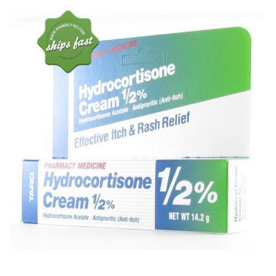 HYDROCORTISONE CREAM 0 5 pc 14 2G