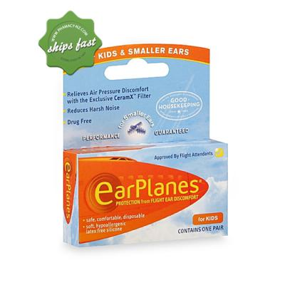 CHILDRENS EARPLANES EARPLUGS