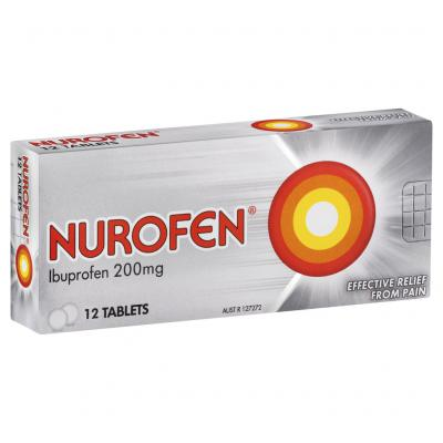 Nurofen Tablets 12