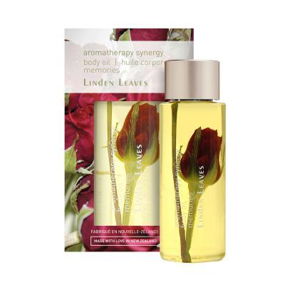 Linden Leaves Aromatherapy Synergy Body Oil Memories 60ml