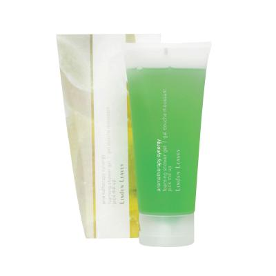 Linden Leaves Aromatherapy Synergy Foaming Shower Gel Pick Me Up 200ml