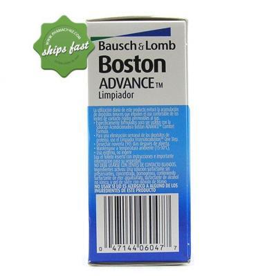 BOSTON ADVANCE LENS CLEANER 30ML