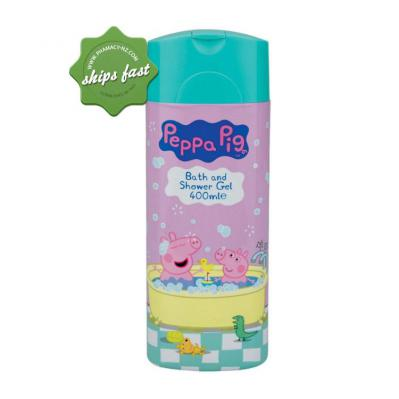 PEPPA PIG BATH AND SHOWER GEL