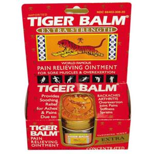 Tiger balm for kids