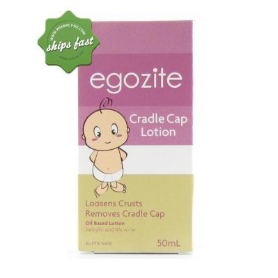 EGOZITE CRADLE CAP LOT 50ML
