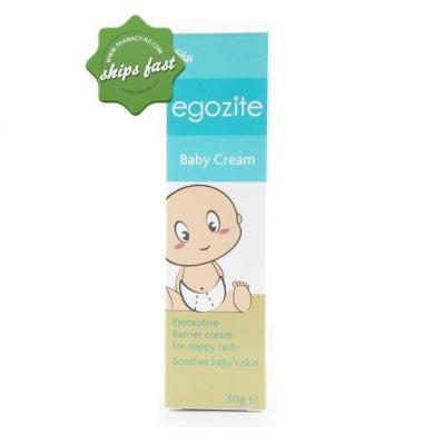 EGOZITE BABY CREAM 50G