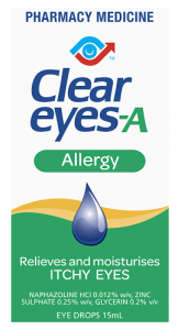 CLEAR EYES ALLERGY 15ML