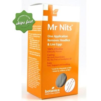 BOTANICA MR NITS ONE APPLICATION 50ML (Special buy online only)