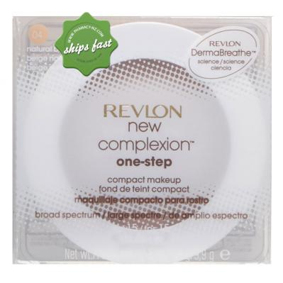 REVLON NEW COMPLEXION ONE STEP NATURAL BEIGE (Special buy online only)