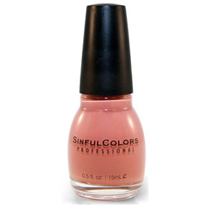 SINFULCOLOURS NAIL ENAMEL VACATION TIME
