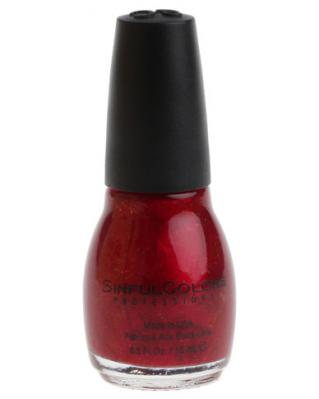SINFUL COLORS ENAMEL SHIMMER SUGAR SUGAR