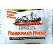 FISHERMANS FRIEND LOZ SS MINT