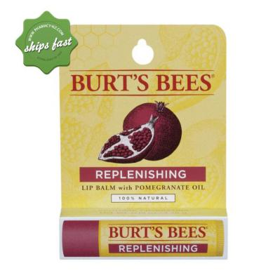 BURTS BEES POMEGRANATE LIP BALM 4 25G