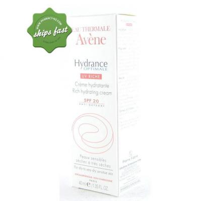 AVENE HYDRANCE OPTIMALE UV RICH 40ML (Special buy online only)